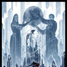 Cine: SUPERMAN (LITOGRAFIA DE IMPRENTA). Lote 121913631