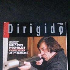 Cine: DIRIGIDO POR... Nº 375-FEBRERO 2008. Lote 122125335