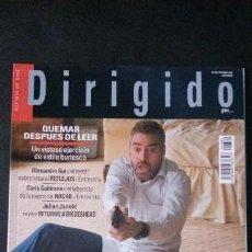 Cine: DIRIGIDO POR... Nº 382-OCTUBRE 2008. Lote 122126007