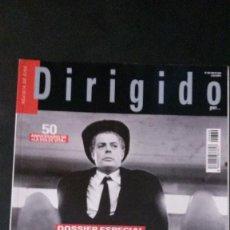 Cine: DIRIGIDO POR... Nº 389-MAYO 2009. Lote 122136179