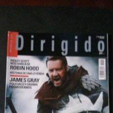 Cine: DIRIGIDO POR... Nº 400-MAYO 2010. Lote 122136831