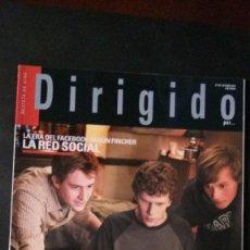 Cine: DIRIGIDO POR... Nº 404-OCTUBRE 2010. Lote 122137163