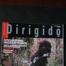 Cine: DIRIGIDO POR... Nº 405-NOVIEMBRE 2010. Lote 122137243