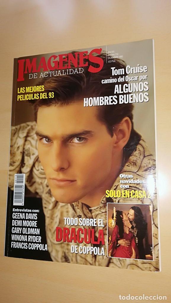 REVISTA IMAGENES DE ACTUALIDAD 110 (DICIEMBRE 1992) TODO SOBRE DRACULA DE COPPOLA (Cine - Revistas - Imágenes de la actualidad)