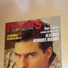 Cine: REVISTA IMAGENES DE ACTUALIDAD 110 (DICIEMBRE 1992) TODO SOBRE DRACULA DE COPPOLA. Lote 122301363