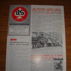 Cinema: (TC-119) REVISTA AS FILMS 1964. Lote 122611887