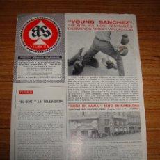 Cinema: (TC-119) REVISTA AS FILMS 1964. Lote 122611971