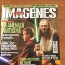 Cine: IMÁGENES DE ACTUALIDAD. EXTRA DE VERANO 1999 Nº183 LA AMENAZA FANTASMA, GEORGE LUCAS. Lote 122891167