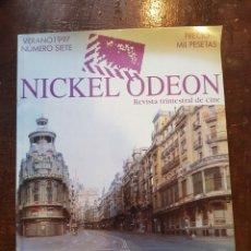Cine: N8CKEL ODEON. NÚMERO 7. VERANO 1997. MADRID Y EL CINE. Lote 122939860