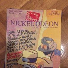 Cine: NICKEL ODEON 1 (INVIERNO 1995). Lote 122947751