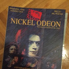 Cine: NICKEL ODEON 2 (PRIMAVERA 1996). Lote 136359817
