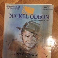 Cine: NICKEL ODEON 10 (PRIMAVERA 1998). Lote 122948192