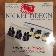 Cine: NICKEL ODEON 8 (OTOÑO 1997). Lote 122948520