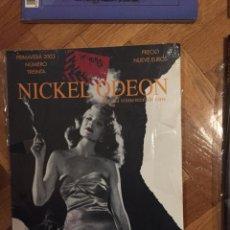 Cine: NICKEL ODEON 30 (PRIMAVERA 2003). Lote 122949062