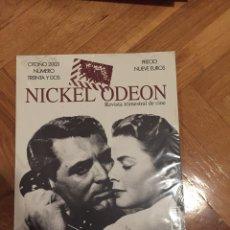 Cine: NICKEL ODEON 32 (OTOÑO 2003). Lote 122949432