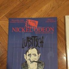 Cine: NICKEL ODEON 18 (PRIMAVERA 2000). Lote 122949611