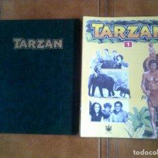 Cine: COLECCION DE RBA EDITORES ,TARZAN 17 FASCICULOS MAS TAPAS AÑO 1996 CON EL PRECIO INCLUYO EL ENVIO. Lote 123040231
