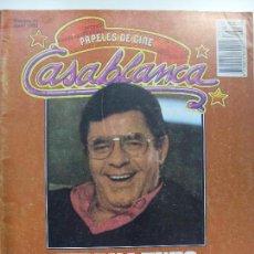Cine: REVISTA CASABLANCA. Nº 30. JUNIO 1983. JERRY LEWIS.. Lote 123587395