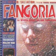 Cine: REVISTA FANGORIA Nº 2-SEGUNDA EPOCA. Lote 124235887