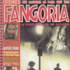 Cine: REVISTA FANGORIA Nº 3-SEGUNDA EPOCA. Lote 124235935