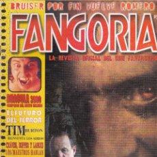 Cine: REVISTA FANGORIA Nº 5-SEGUNDA EPOCA. Lote 124235967