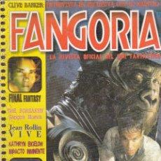Cine: REVISTA FANGORIA Nº 7-SEGUNDA EPOCA. Lote 124236043