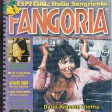 Cine: REVISTA FANGORIA Nº 9-SEGUNDA EPOCA. Lote 124236059