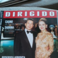 Cine: DIRIGIDO POR NÚMERO 243 ESTUDIO JACQUES TOURNEUR. Lote 124286188