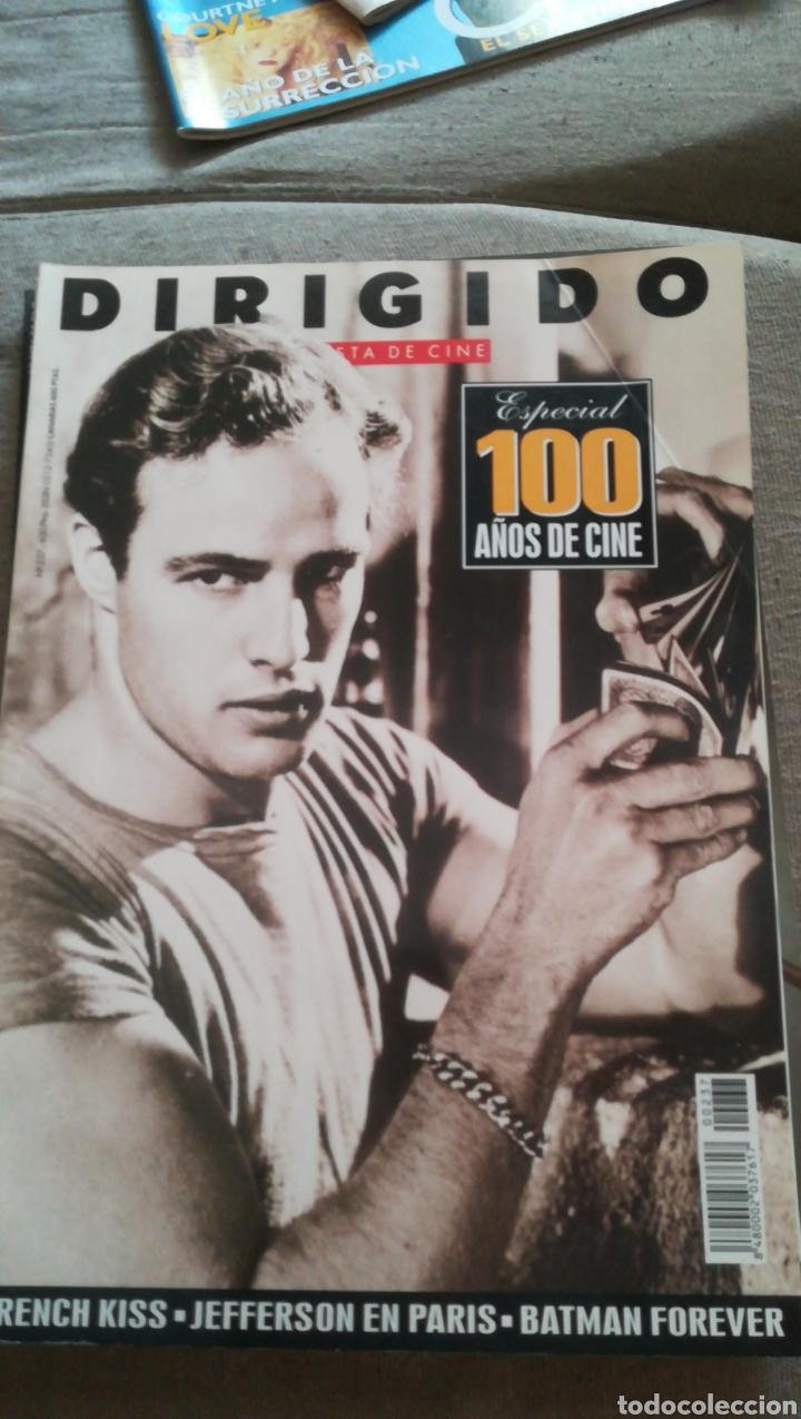 DIRIGIDO POR NÚMERO 237 ESPECIAL 100 AÑOS DE CINE (Cine - Revistas - Dirigido por)