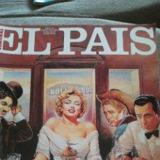 Cine: EL PAÍS NÚMERO 214 EXTRA HOMENAJE AL CINE. Lote 124287055