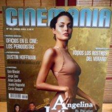 Cine: CINEMANIA Nº 93 ( JUNIO 2003 ). Lote 124389831