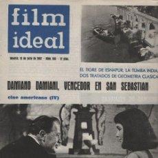 Cine: FILM IDEAL Nº 100 - REVISTA CINEMATOGRAFICA - DE CINE. Lote 124445911