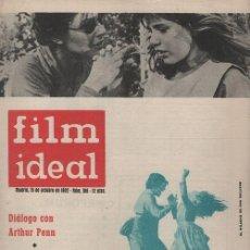 Cine: FILM IDEAL Nº 106 - REVISTA CINEMATOGRAFICA - DE CINE. Lote 124446443