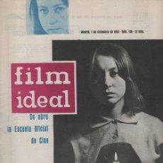 Cine: FILM IDEAL Nº 109 - REVISTA CINEMATOGRAFICA - DE CINE. Lote 124446719