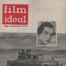 Cine: FILM IDEAL Nº 112 - REVISTA CINEMATOGRAFICA - DE CINE. Lote 124446975