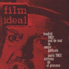 Cine: FILM IDEAL Nº 113 - REVISTA CINEMATOGRAFICA - DE CINE. Lote 124447035