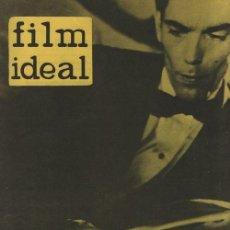 Cine: FILM IDEAL Nº 115 - REVISTA CINEMATOGRAFICA - DE CINE. Lote 124447147