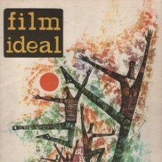 Cinema: FILM IDEAL Nº 116 - REVISTA CINEMATOGRAFICA - DE CINE. Lote 124447191