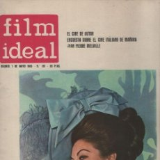 Cine: FILM IDEAL Nº 119 - REVISTA CINEMATOGRAFICA - DE CINE. Lote 124447375