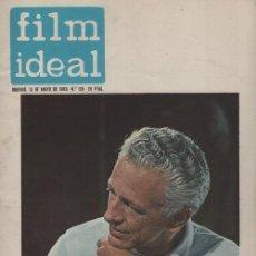 Cine: FILM IDEAL Nº 120 - REVISTA CINEMATOGRAFICA - DE CINE. Lote 124447407
