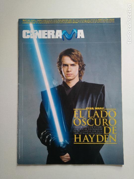 Cine: Lote revistas Star Wars - Suplementos Cinemanía, Cinerama - Foto 9 - 124613503