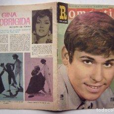 Cine: RAPHAEL. REVISTA-COMIC ROMÁNTICA. 1961.. Lote 124695395