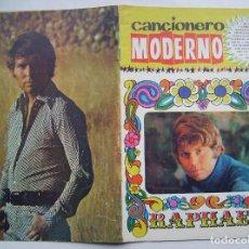 Cine: RAPHAEL. CANCIONERO. 1970.. Lote 124696519