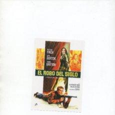 Cine: EL ROBO DEL SIGLO. Lote 124710611