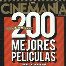 Cine: CINEMANIA Nº 200. Lote 125240787