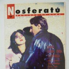 Cine: REVISTA DE CINE. NOSFERATU. Nº 9. . Lote 125319323