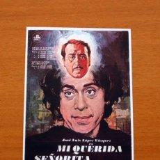 Cine: MI QUERIDA SEÑORITA - AÑO 1971 - JOSÉ LUIS LÓPEZ VÁZQUEZ, JULIETA SERRANO, ANTONIO FERRANDIS. Lote 125878823