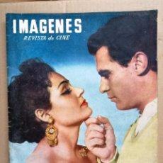 Cine: IMAGENES REVISTA DE CINE AÑOS 50 Nº 146 -PORTADA CARMEN SEVILLA Y FRANCISCO RABAL. Lote 126118935