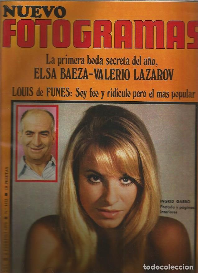 FOTOGRAMAS 1112 (Cine - Revistas - Fotogramas)
