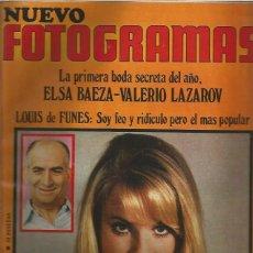Cine: FOTOGRAMAS 1112. Lote 194288270
